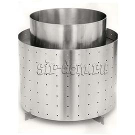 Форма для прессования сыров металлическая