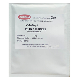 "Плесень Lallemand Velv-Top® P.Candidum ""TN"" (10D)"