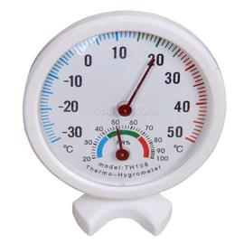 Термометр-гигрометр на подставке