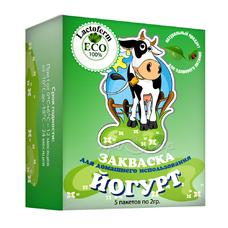 Закваска для йогурта Lactoferm-Eco (домашняя фасовка)