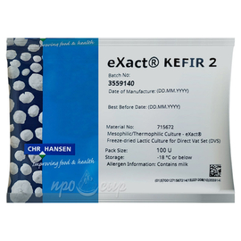 Закваска Chr.Hansen eXact Kefir-2 (100U)